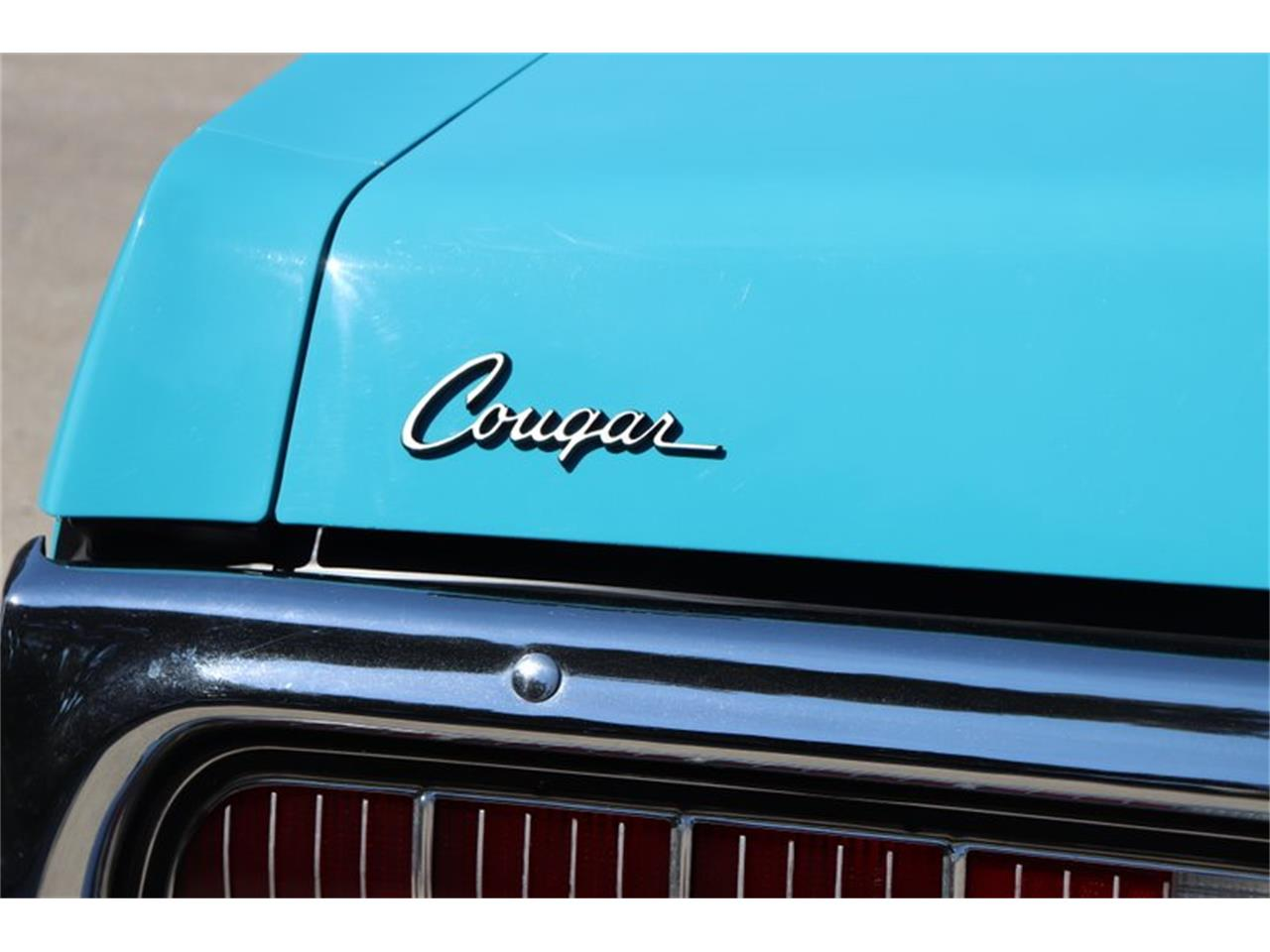 Large Picture of '73 Cougar - OIXU