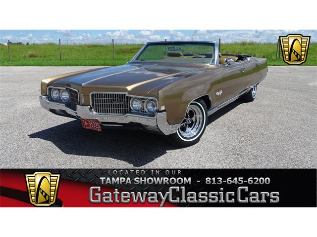 Picture of 1969 Oldsmobile 98 - $21,995.00 Offered by  - OIXW