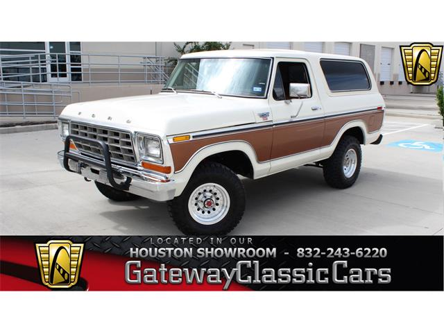 Picture of 1978 Ford Bronco located in Houston Texas - $25,995.00 Offered by  - OIY1