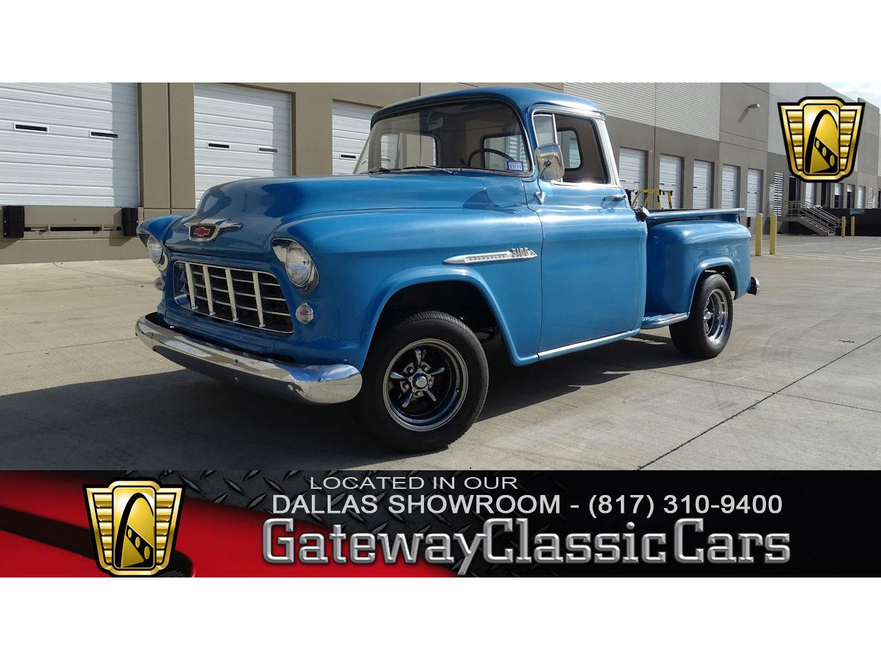 For Sale: 1955 Chevrolet 3100 in DFW Airport, Texas