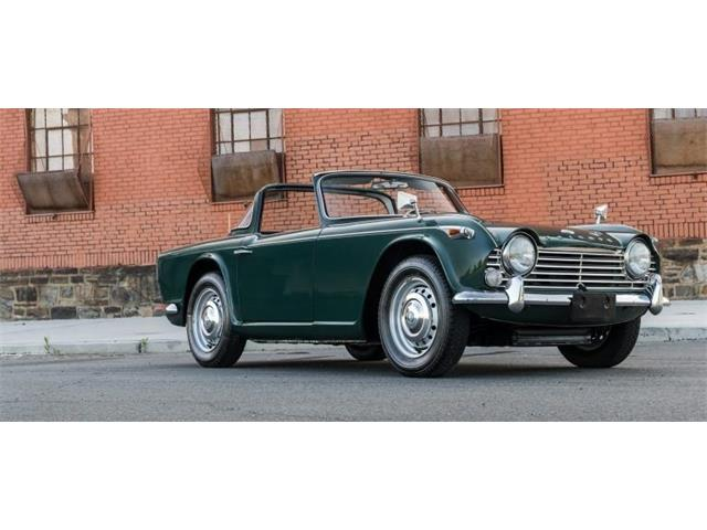 Picture of '67 TR4 - OIY9