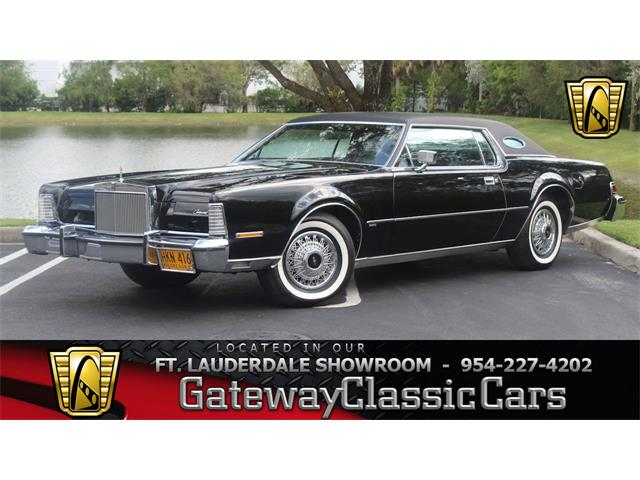 Picture of 1974 Lincoln Lincoln located in Florida - $14,995.00 Offered by  - OIYT