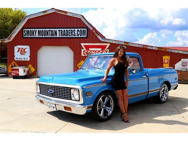 Picture of '72 C10 - OIYZ