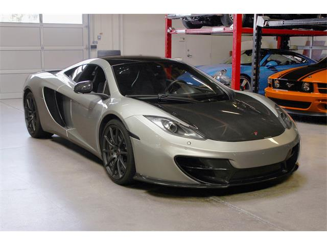 Picture of '12 MP4-12C - OIZ8