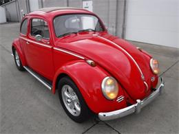 Picture of Classic '59 Volkswagen Beetle located in Milford Ohio Offered by Ultra Automotive - OIZB