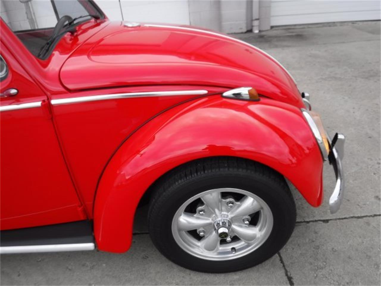 Large Picture of Classic 1959 Beetle located in Milford Ohio - OIZB