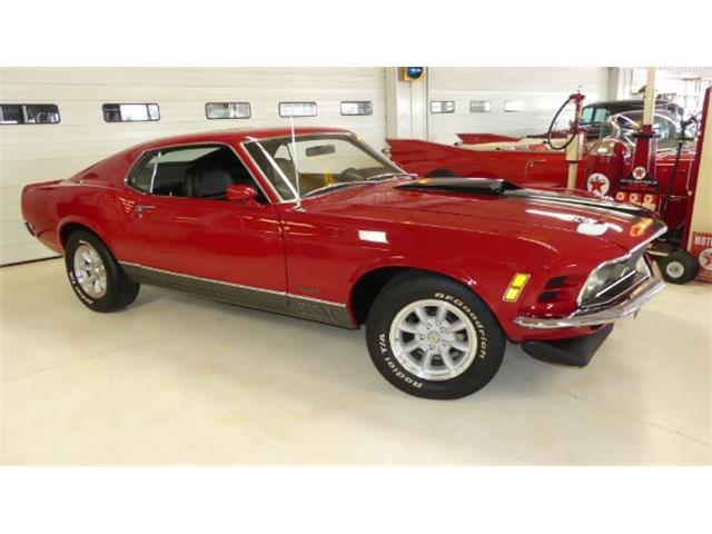 Picture of Classic 1970 Mustang located in Ohio - OIZL