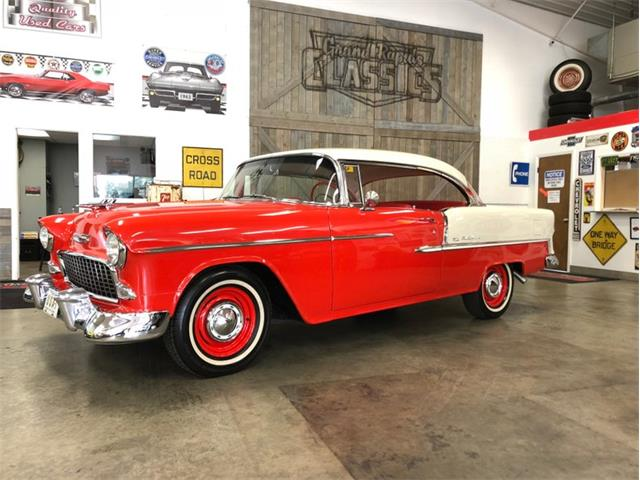 Picture of Classic 1955 Chevrolet Bel Air located in Grand Rapids Michigan - $43,990.00 - OIZS