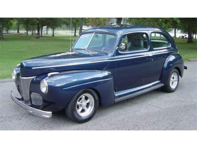 Picture of '41 2-Dr Sedan - OFYT