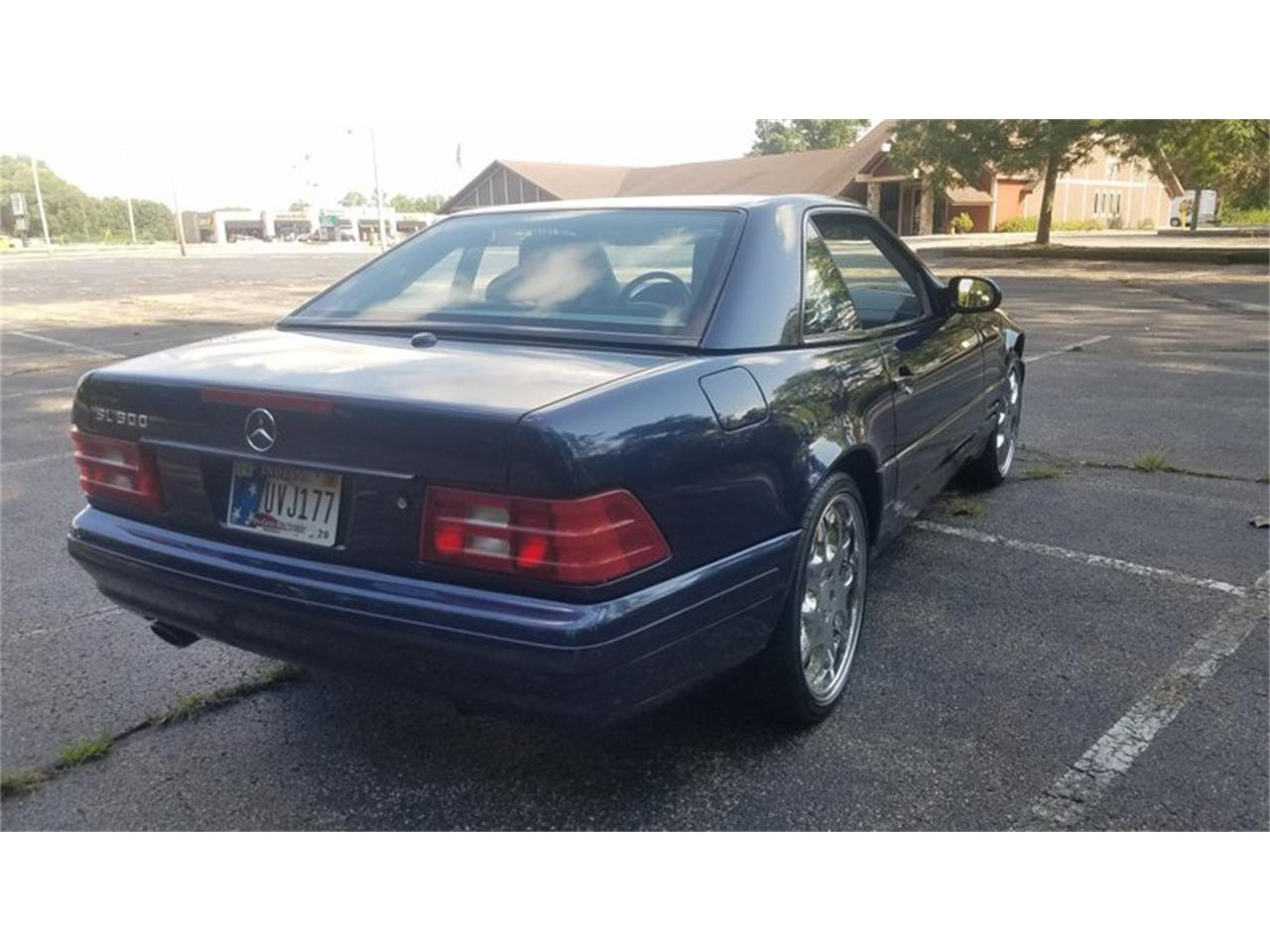 Large Picture of '00 SL500 - OJ0R