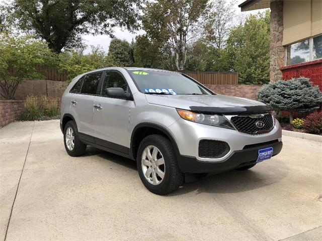 Picture of 2011 Kia Sorento located in Greeley Colorado Offered by  - OJ0Z