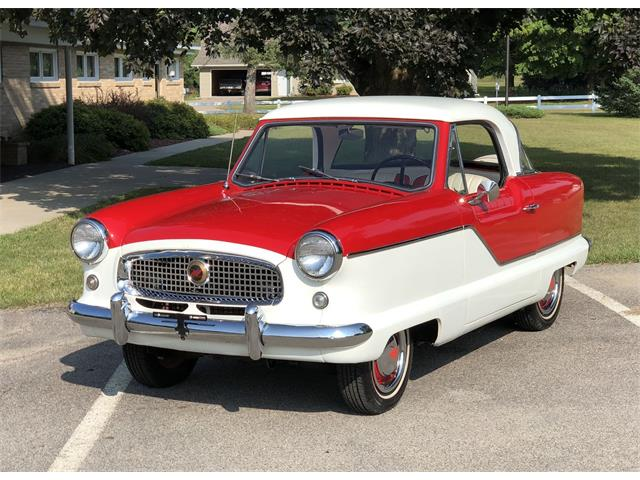Picture of Classic 1962 Nash Metropolitan - $13,950.00 Offered by  - OJ13