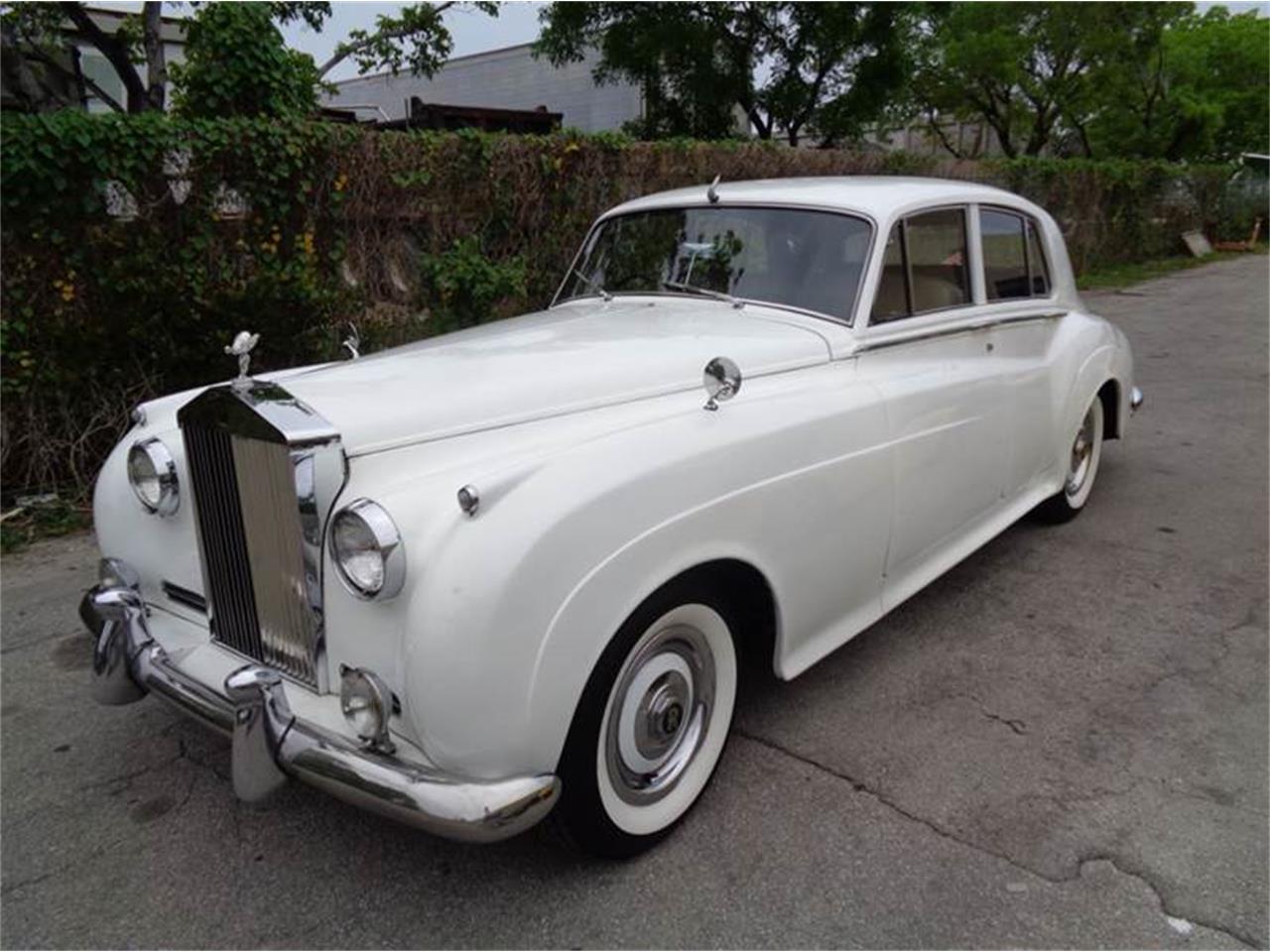 1961 Rolls Royce Silver Cloud For Sale Classiccars Com Cc 1144415