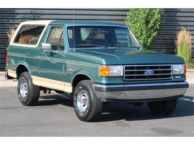 Picture of 1990 Bronco located in Idaho - OJ1F