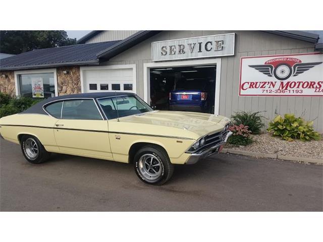 Picture of 1969 Chevrolet Chevelle SS located in Iowa - OJ1H