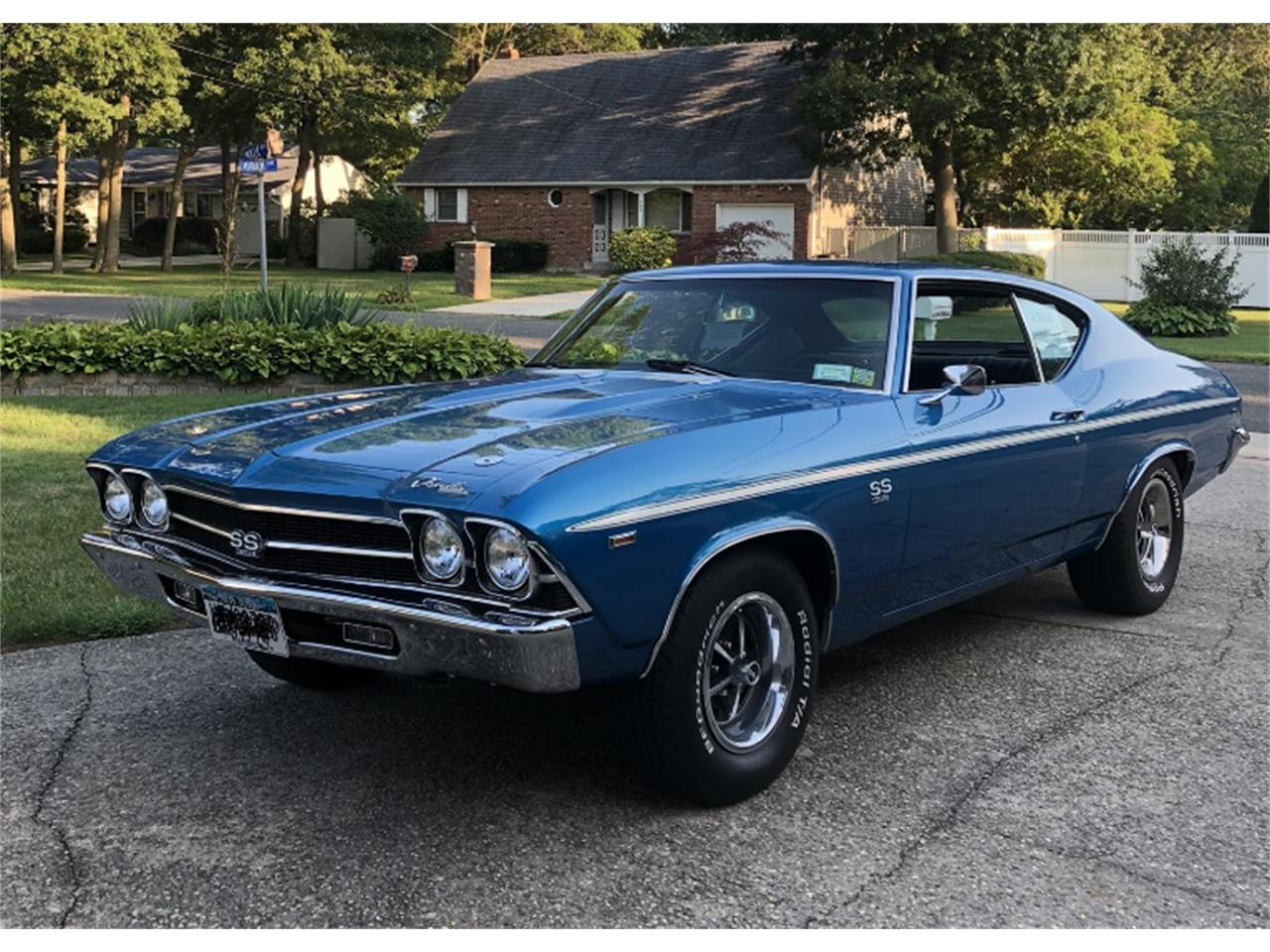 New Chevelle Ss >> 1969 Chevrolet Chevelle Ss For Sale Classiccars Com Cc 1144436