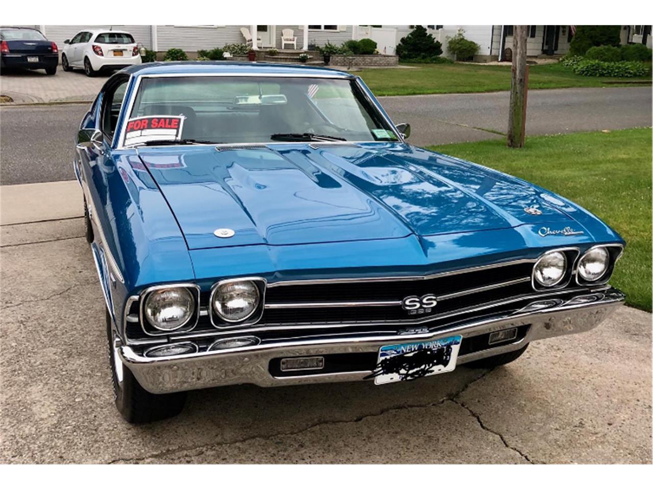 Muncie Car Dealers >> 1969 Chevrolet Chevelle SS for Sale | ClassicCars.com | CC ...