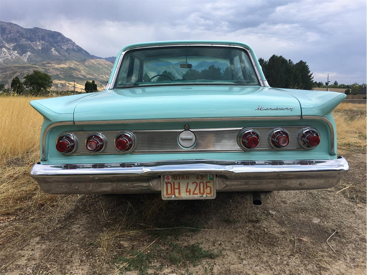 Large Picture of Classic 1962 Mercury Comet located in Utah Offered by a Private Seller - OJ1Z