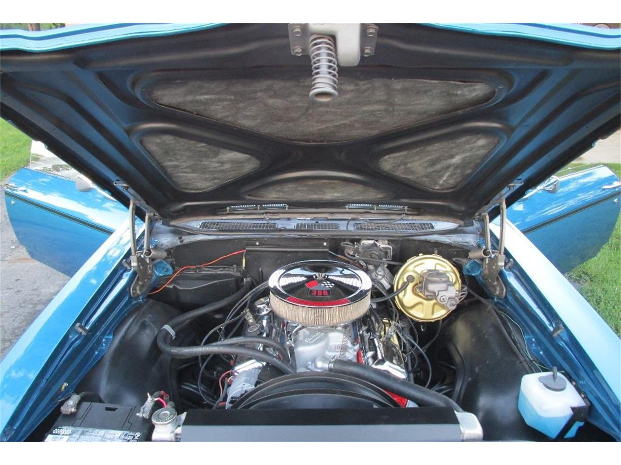 Large Picture of Classic '69 Chevrolet Chevelle SS - $39,500.00 Offered by a Private Seller - OJ20