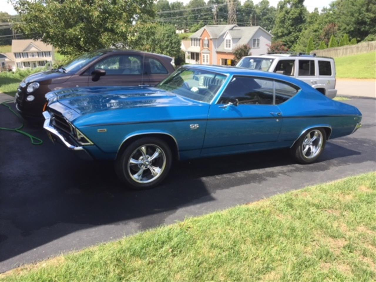 Large Picture of Classic 1969 Chevelle SS located in Virginia - $39,500.00 Offered by a Private Seller - OJ20