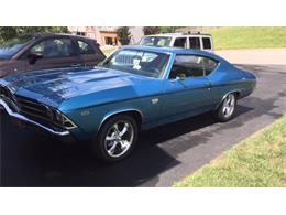 Picture of Classic 1969 Chevrolet Chevelle SS Offered by a Private Seller - OJ20
