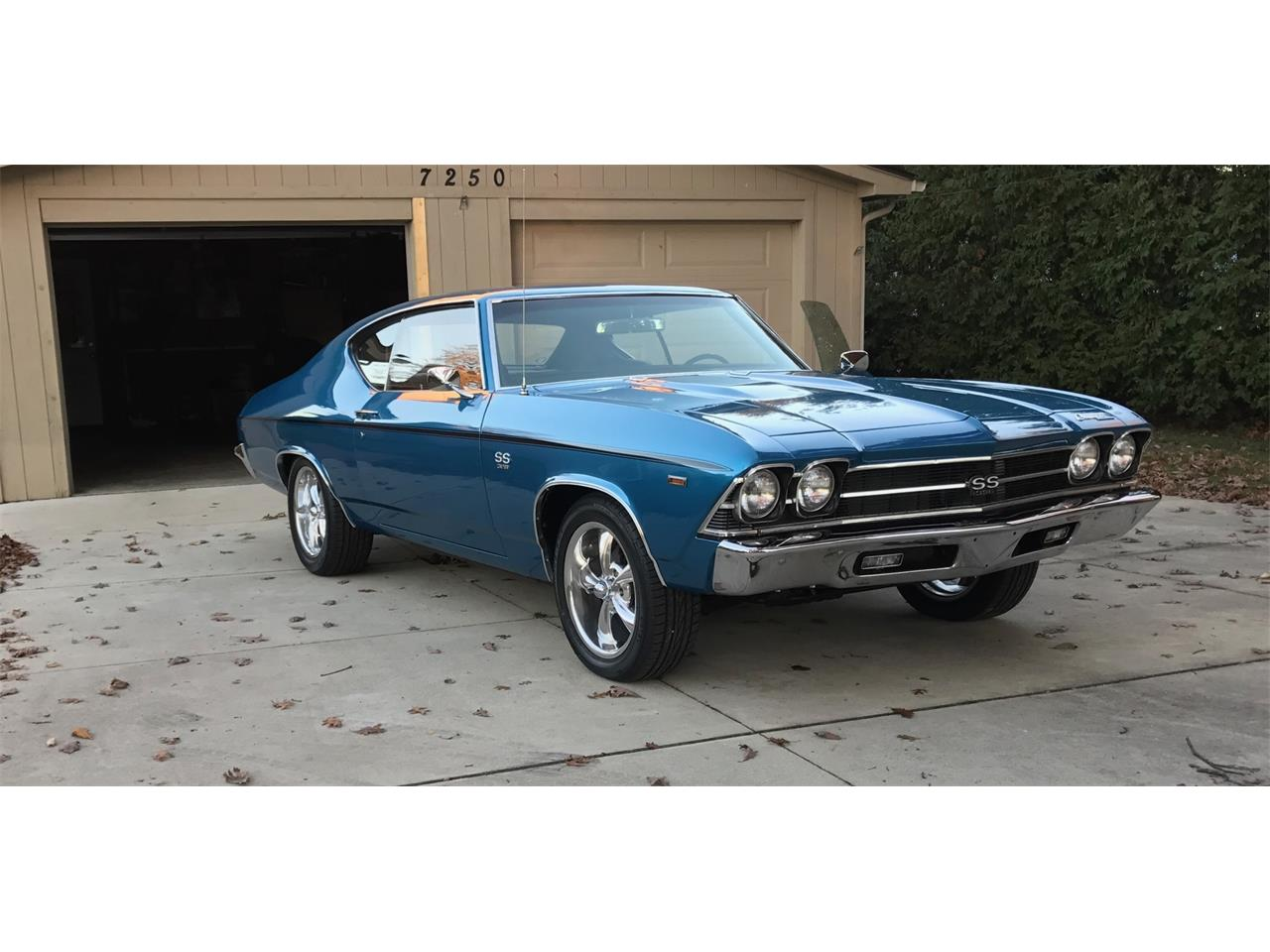 Large Picture of '69 Chevelle SS located in Virginia Offered by a Private Seller - OJ20