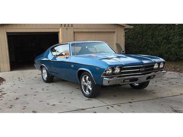 Picture of '69 Chevrolet Chevelle SS located in Virginia Offered by a Private Seller - OJ20