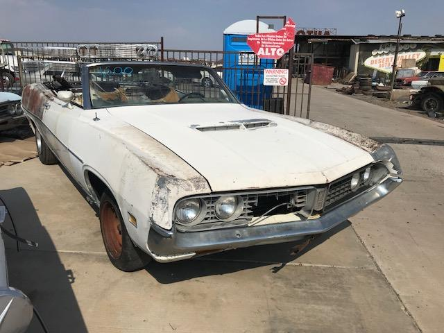 Picture of Classic '71 Torino located in Phoenix Arizona - $9,500.00 Offered by  - OJ22