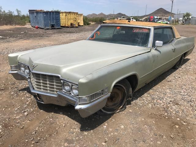 Picture of Classic 1969 Cadillac DeVille located in Arizona Offered by  - OJ25