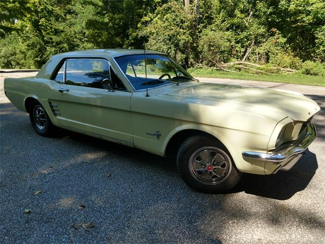 Picture of '66 Mustang - OJ2J