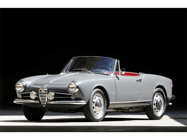 Picture of '61 Giulietta Spider - OJ2K