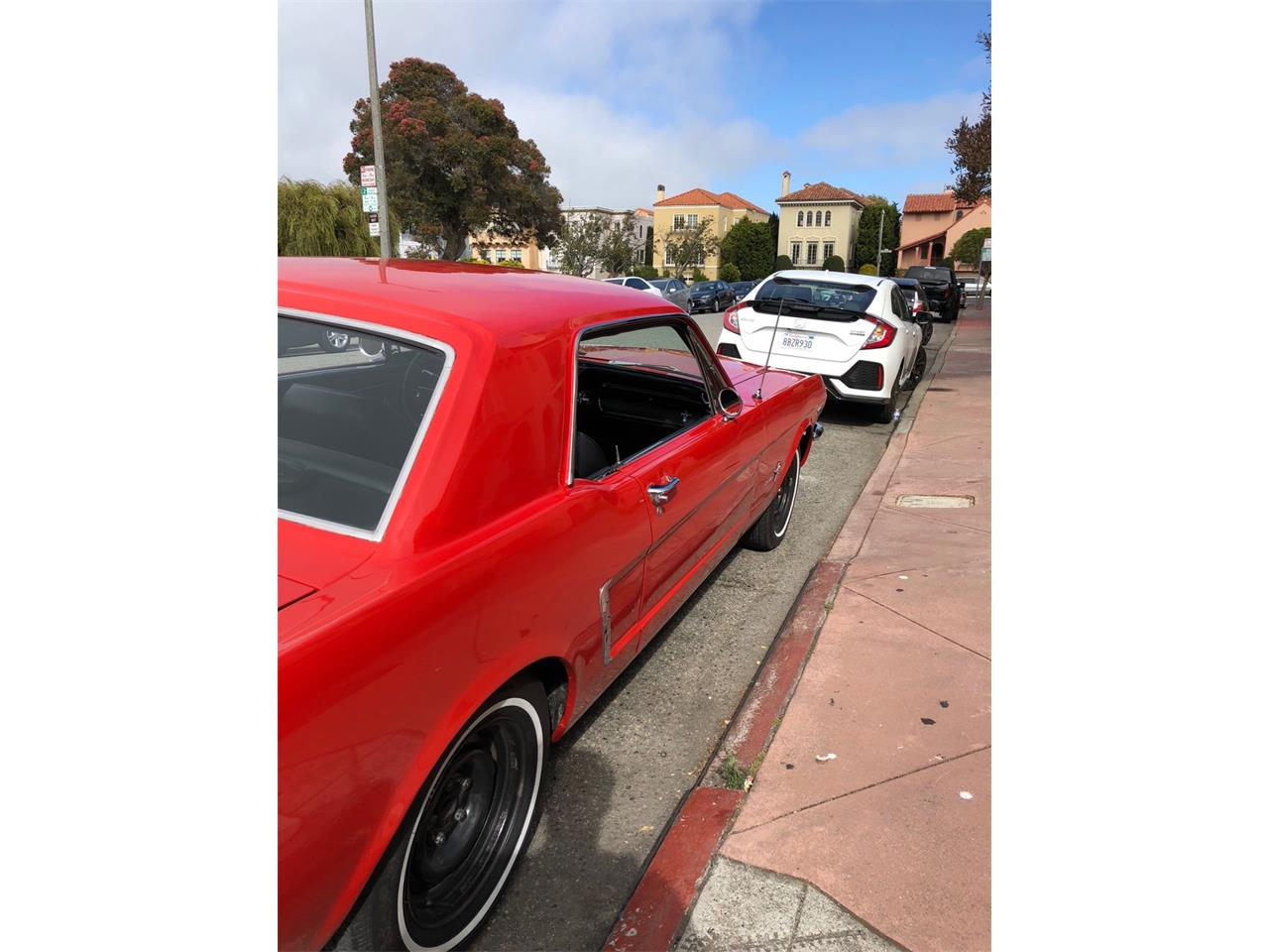 Large Picture of '65 Mustang located in San Francisco California - $17,500.00 Offered by a Private Seller - OJ2O