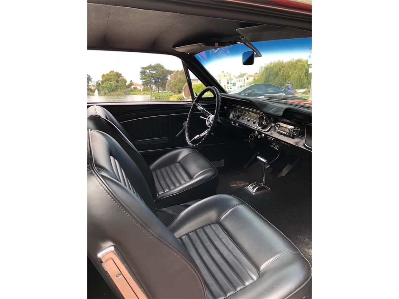 Large Picture of '65 Ford Mustang located in San Francisco California - $17,500.00 Offered by a Private Seller - OJ2O