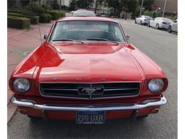 Picture of Classic '65 Mustang located in California - $25,000.00 Offered by a Private Seller - OJ2O