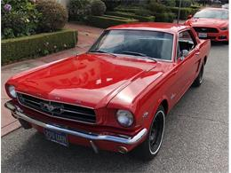 Picture of '65 Ford Mustang located in California - $25,000.00 Offered by a Private Seller - OJ2O