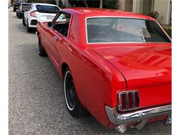Picture of Classic 1965 Mustang located in San Francisco California Offered by a Private Seller - OJ2O