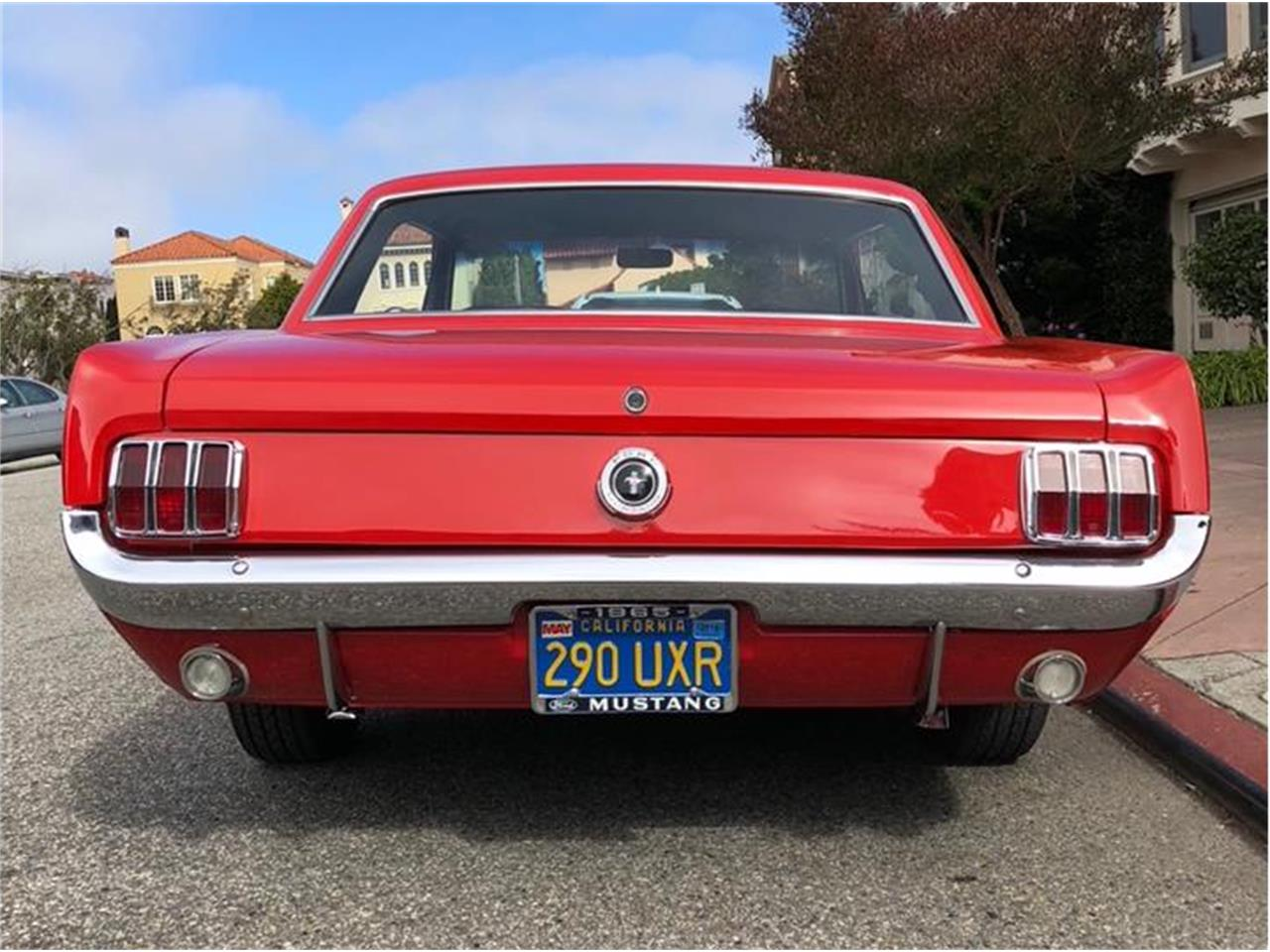 Large Picture of '65 Ford Mustang located in California - OJ2O