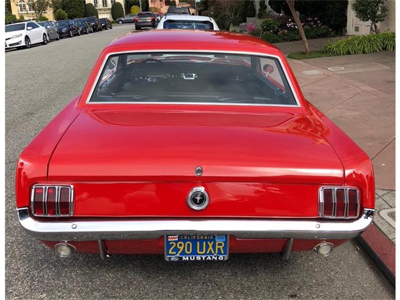 Large Picture of Classic 1965 Mustang located in San Francisco California - $17,500.00 - OJ2O