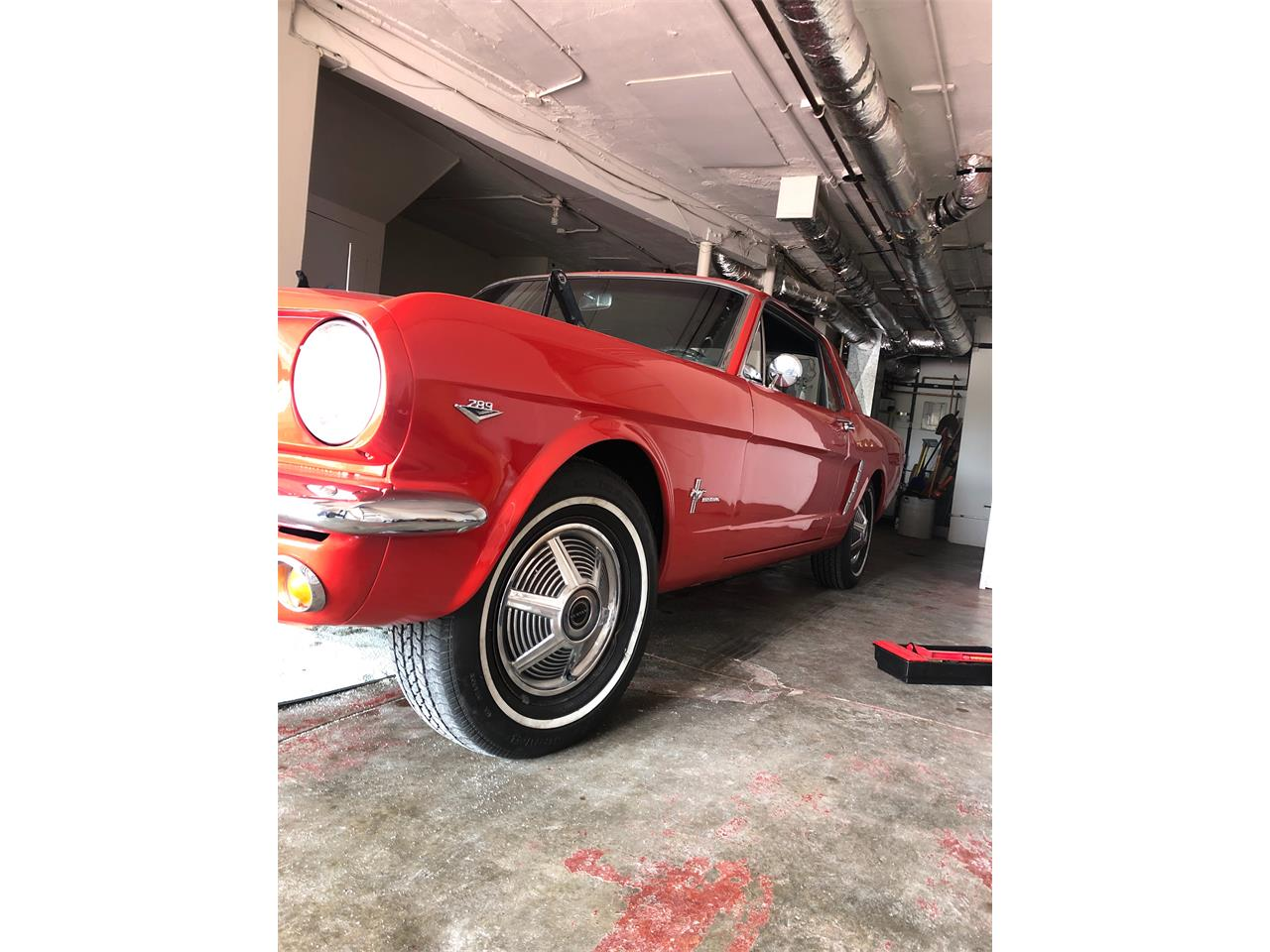 Large Picture of '65 Mustang - OJ2O
