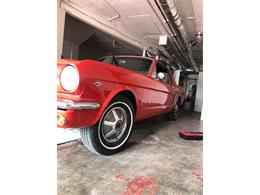 Picture of 1965 Ford Mustang - OJ2O