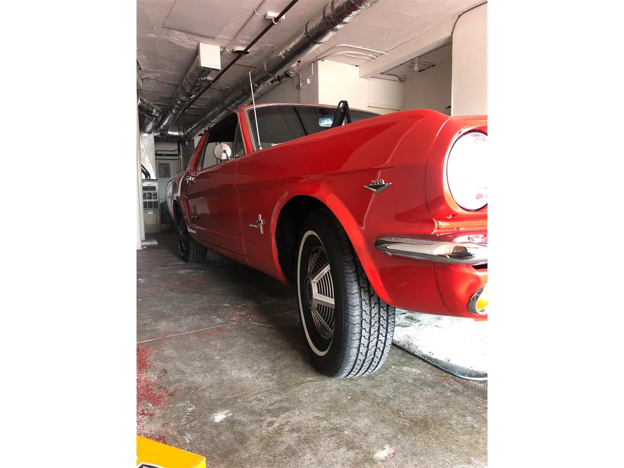 Large Picture of 1965 Ford Mustang located in San Francisco California - $17,500.00 Offered by a Private Seller - OJ2O