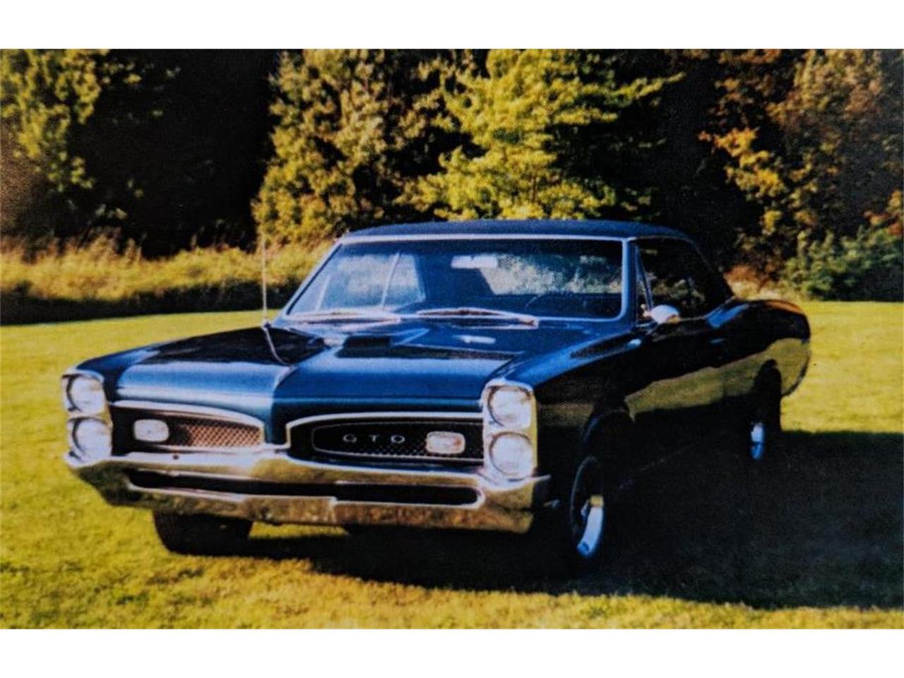 For Sale: 1967 Pontiac GTO in Doylestown, Ohio