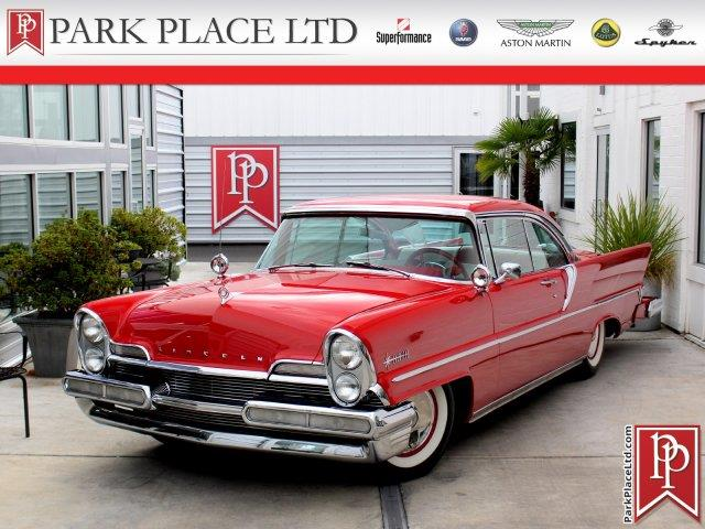 1957 Lincoln Premiere