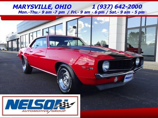 Picture of 1969 Chevrolet Camaro Offered by  - OJ3T