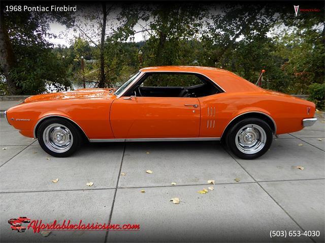 Picture of '68 Firebird - OJ40