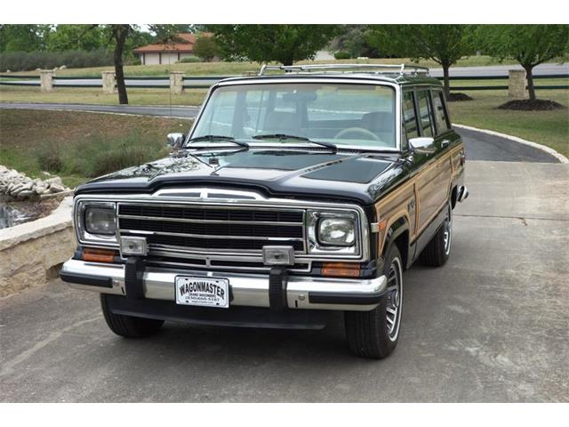 Picture of '91 Grand Wagoneer - OJ4C