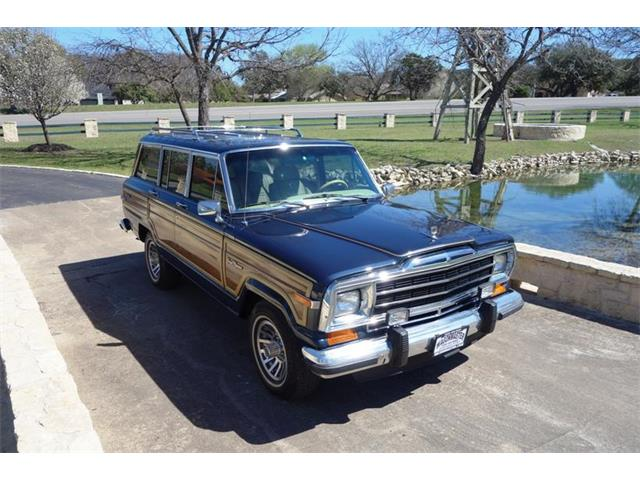 Picture of '91 Grand Wagoneer - OJ4I