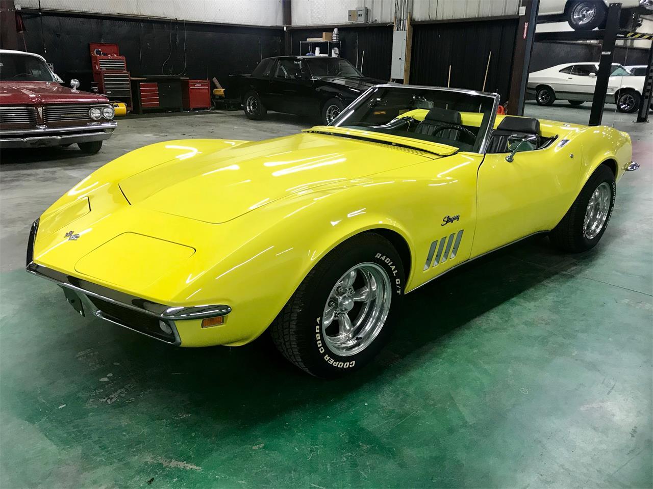 1969 Corvette For Sale >> 1969 Chevrolet Corvette For Sale Classiccars Com Cc 1144539