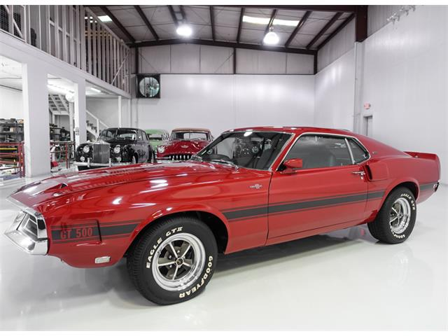 Picture of '69 GT500 - OJ5M