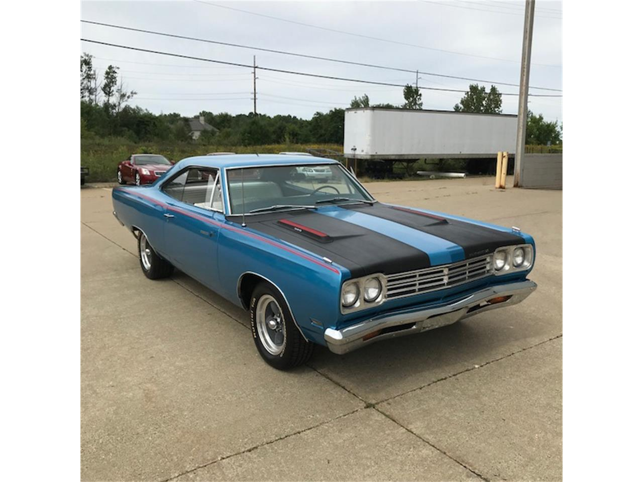 Large Picture of Classic 1969 Plymouth Road Runner Offered by More Muscle Cars - OJ60